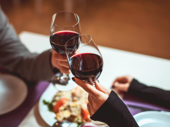 リング と ペア は ワイン