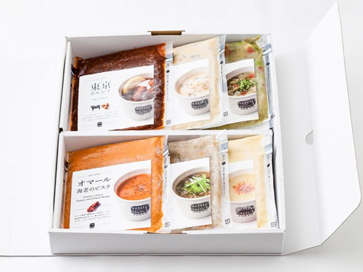 【ビジネス手土産 #33】冷えた体にぬくもり届ける。やさしさ詰まったスープギフト