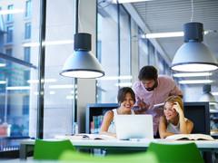 みんながいいね! といえる職場を。「働く人改革」の4つの視点