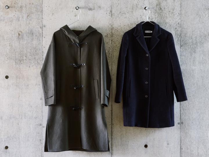 #10 毎年買い足す楽しみ。冬の大人コート【青木貴子のワードローブ】