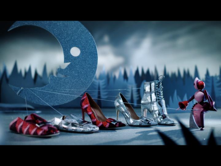 靴職人の魔法のような技を讃えた短編映画。セルジオ ロッシの物語
