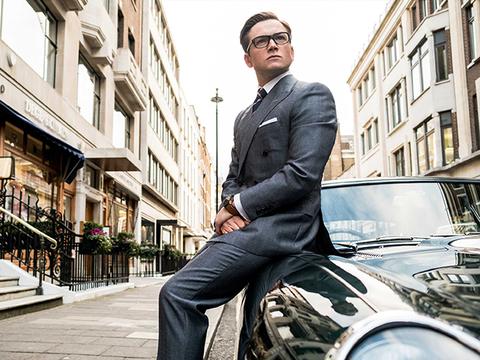 英国紳士のスーツ姿がセクシーすぎる。帰ってきた『キングスマン』