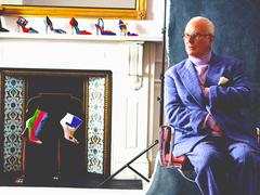 ダイアナ妃にアナ・ウィンター、世界最強の女性たちが愛する靴「マノロブラニク」