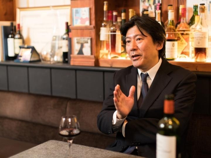 「味わう」を意識すると人生は豊かになる。ソムリエ・佐藤陽一さんの哲学