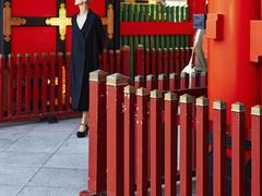神田明神で開かれる、秘密の企画展へ