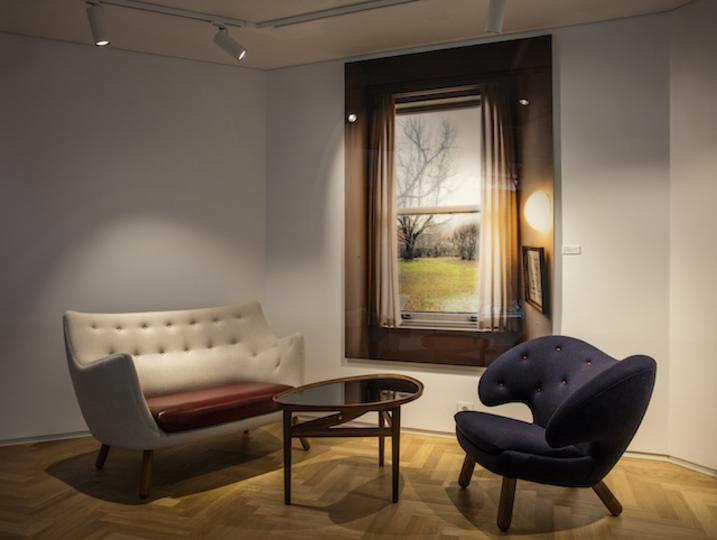 ミラノサローネで脚光浴びた巨匠フィン・ユールの北欧家具が有明に