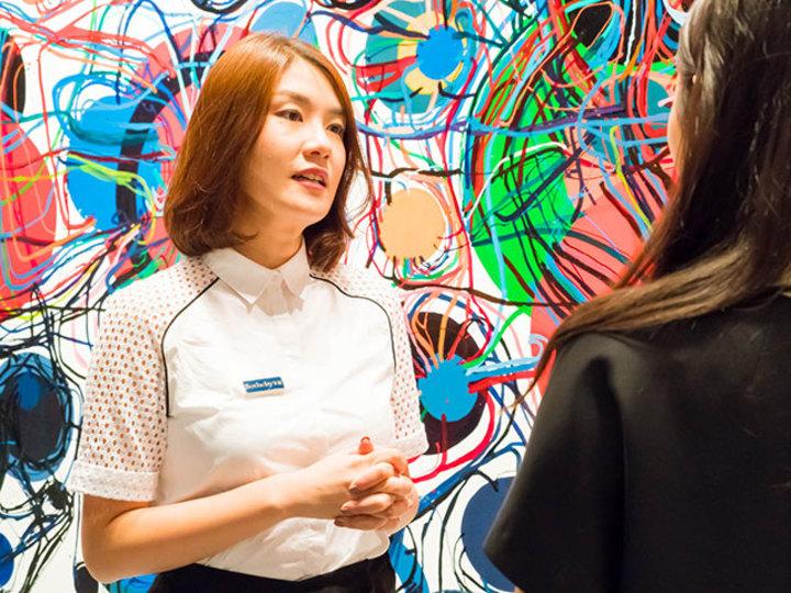 国際的な美術品オークションハウス「サザビーズ」で働くには?