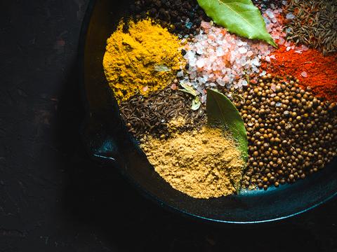 おせちの後は、インドの本格スパイス料理が呼んでいる