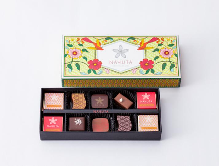 【ビジネス手土産 #37】アジア発。三越伊勢丹プロデュースのチョコレートブランドNAYUTA
