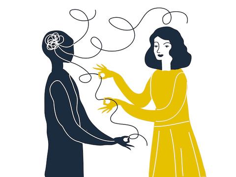 おしゃべり好きの質問攻めは、攻撃&飛躍でかわす