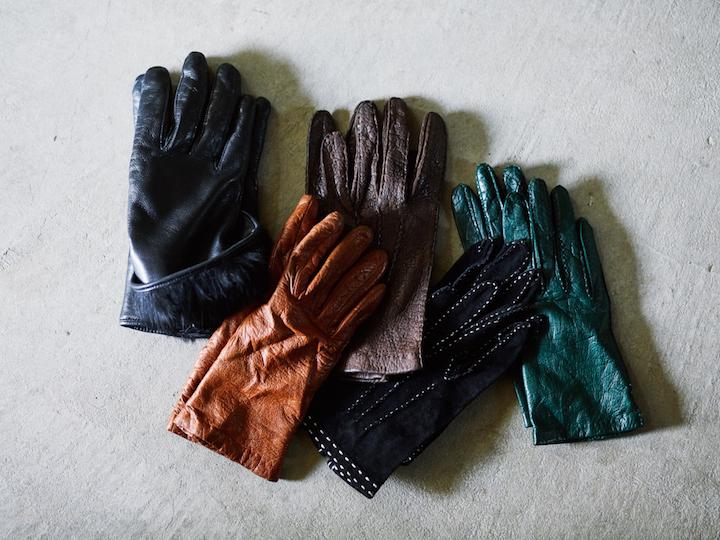 #12 おしゃれに差がつく。素材を変えて楽しむ手袋【青木貴子のワードローブ】