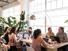 机やオフィスに続く、新しいコワーキングの形は「セッション」 [The New York Times]