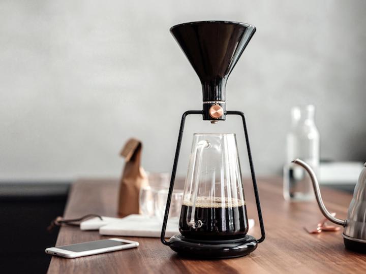 家でバリスタのコーヒーを。IoTコーヒーメーカーで好みの味を再現