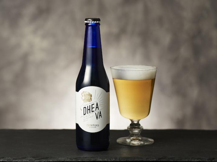 ぷはっ。もしも、飲めば飲むほど綺麗になれるビールがあったなら