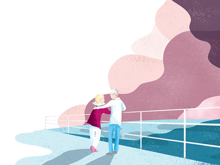 お年寄りが、苦労の多い時期を「幸せだった」と語る理由