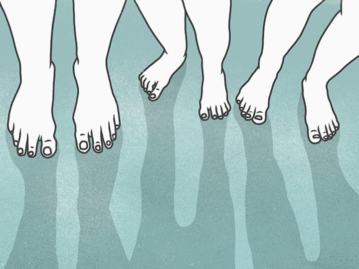 靴を脱いだときの「足のニオイ」が怖くなくなる方法