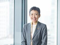 自分は自分。どん底の後で世界は広がる/ 三菱UFJ銀行 執行役員 コーポレート・コミュニケーション部長 南里彩子さん