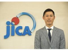"""スポーツには人を結び付ける""""魔力""""がある/JICA青年海外協力隊事務局員・浦 輝大さん"""