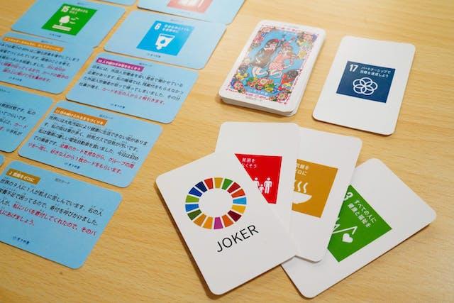SDGsババ抜きカードゲーム