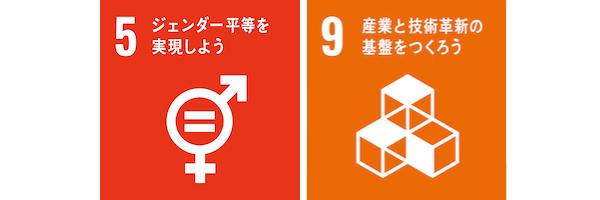 SDGs5&9