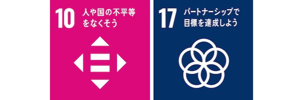 SDGs10&17