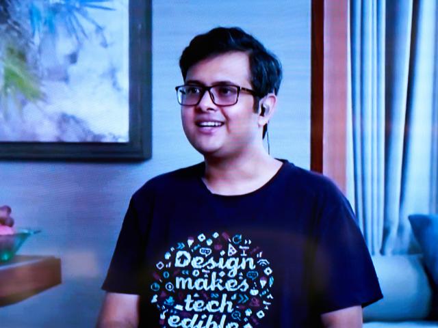 GojekでデザインとUXを統括するアビニット・ティワリ(Abhinit Tiwari )氏