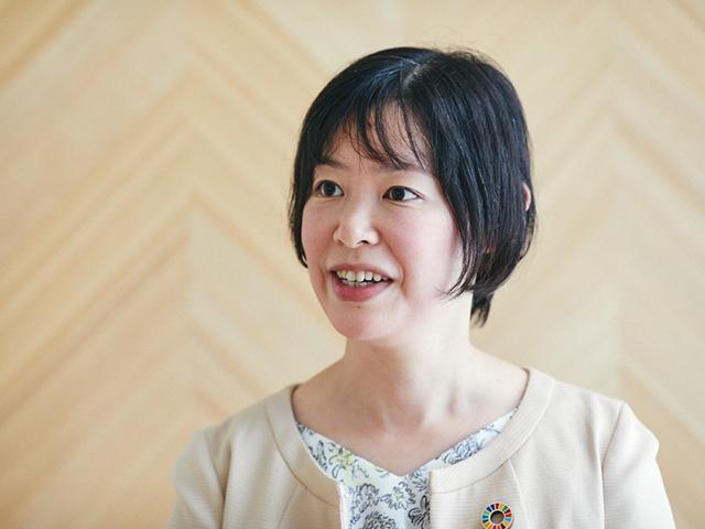 小田急電鉄の米山麗さん