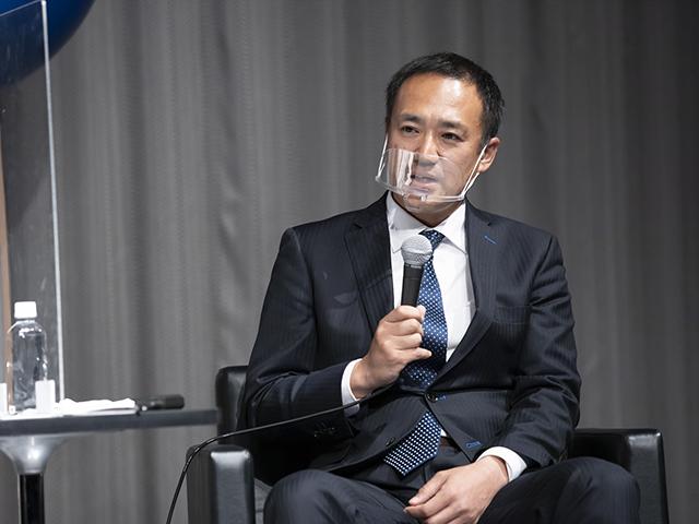 馬奈木俊介教授