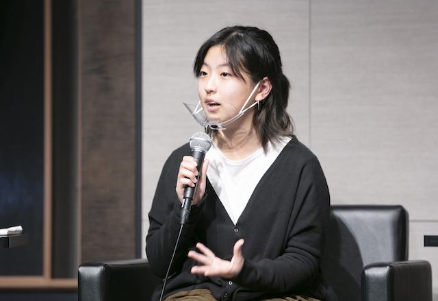 株式会社ユーグレナ2代目CFO(最高未来責任者) 川﨑レナさん