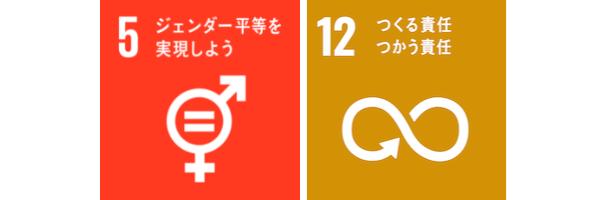 SDGs 5 &12