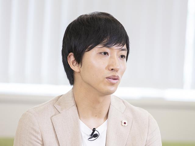 ED診療のオンラインサービスを提供する株式会社SQUIZ 代表取締役平野巴章さん