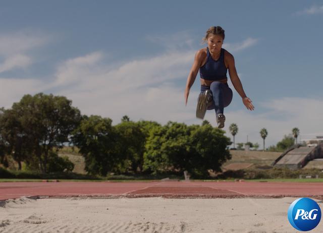 パラ陸上競技米国代表のスカウト・バセット選手