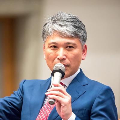 鎌田恭幸さん