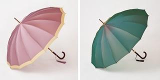 皇室御用達のエレガントな気品。「前原光榮商店」の美しい傘で雨の日も背筋を伸ばして歩こう