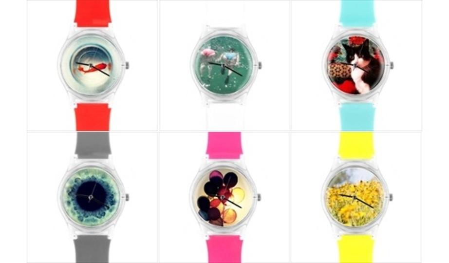 世界に1つだけ! Instagramの画像を腕時計にしてくれるサービス「instaWATCH」
