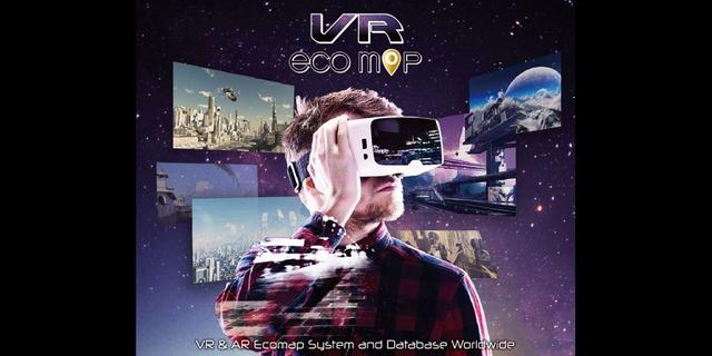 世界のAR/VR事情を分野別に一覧できるエコシステムマップ
