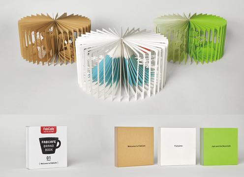 日本の建築家、大野友資の『360°BOOK』がつくる魅惑の3次元表現術
