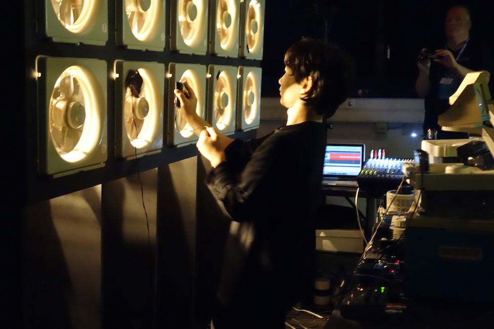 和田永:失われた「換気扇」の叫びを電子音楽に変えるアーティスト2