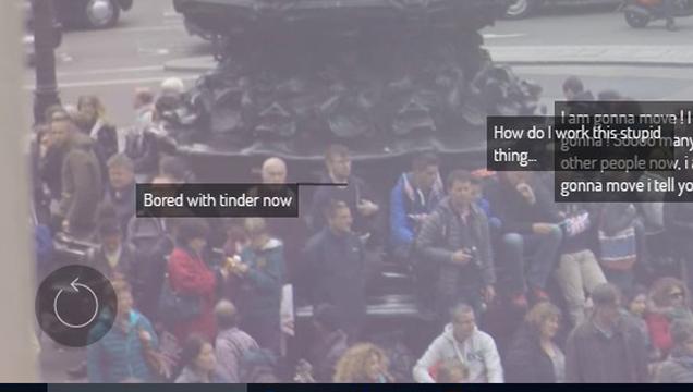 監視カメラの映像にコメントするサイト『Exhausting a Crowd』はアートか、ディストピアの入り口か?