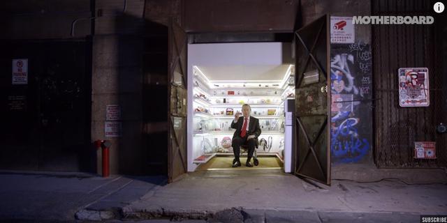 「私には26個の脳がある」ドクター中松、発明で144歳まで生きると宣言