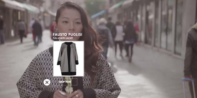 「Shoppableビデオ」が生み出すファッションとエンタメの新しい関係