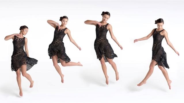ついに始まった、ファッション ☓ 3Dテクノロジーの掛け算