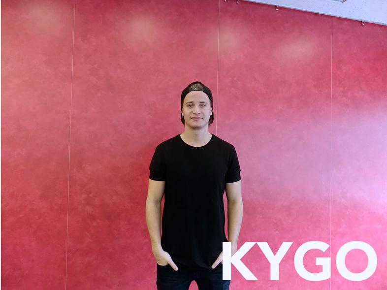 KYGO来日インタビュー