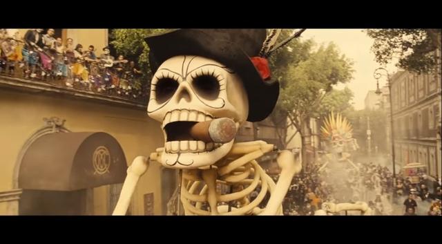 『007 スペクター』の嘘から出た真。ボンド映画がメキシコに新たな伝統を生み出した