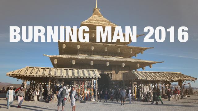 【レポート】『Burning Man』で『Temple』が生まれて、消える意味