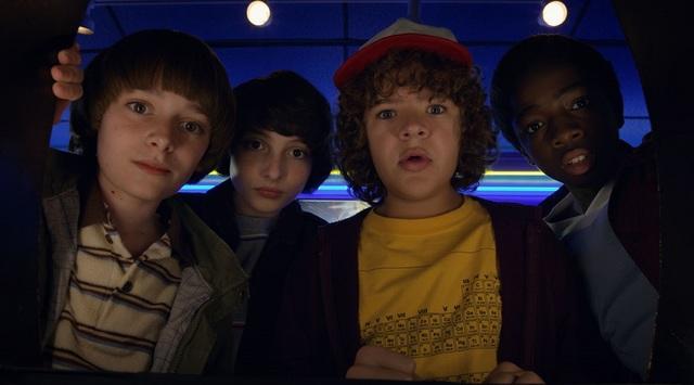 Netflix「ストレンジャー・シングス」S2場面写真01