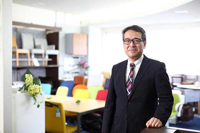株式会社ホームロジスティクス 代表取締役社長の五十嵐明生氏