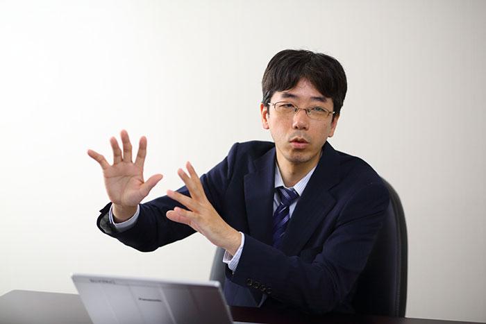 松本光昭氏