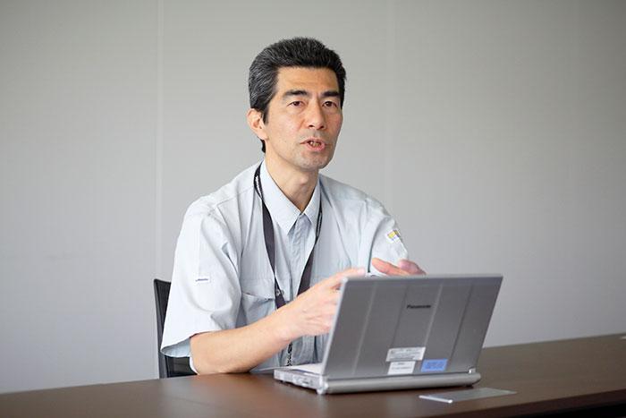 和田 学氏