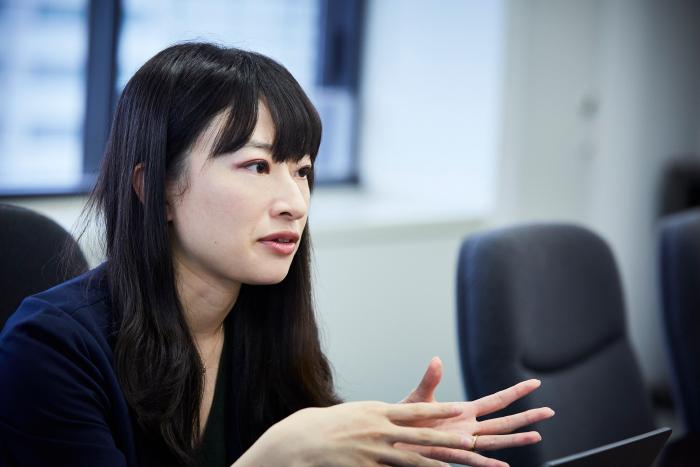 経済産業省 戸田悠子氏